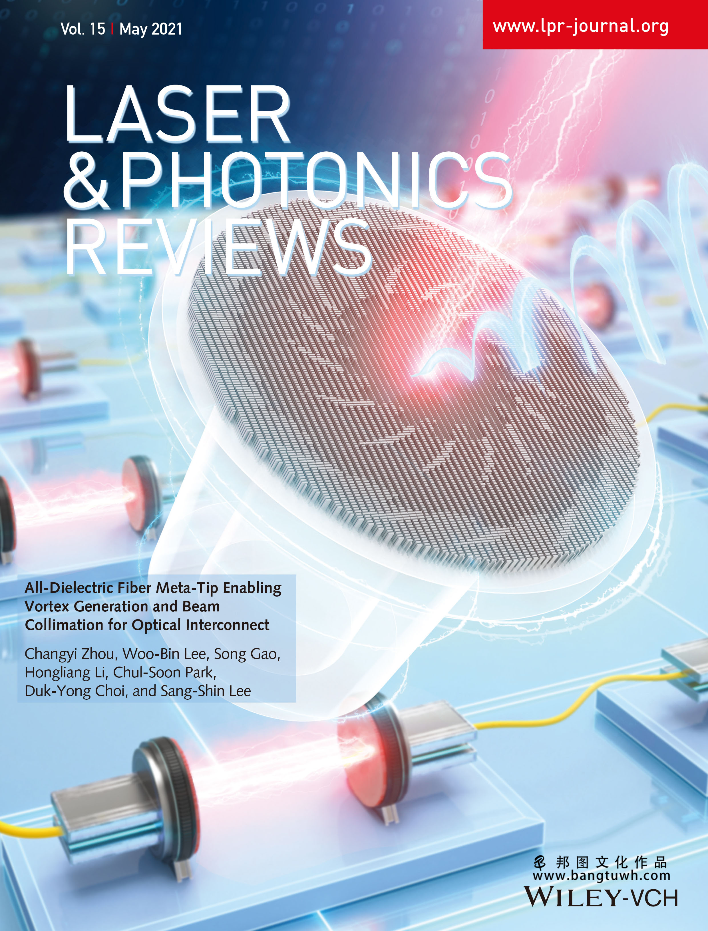 Laser &Photonics Reviews 韩国光云大学